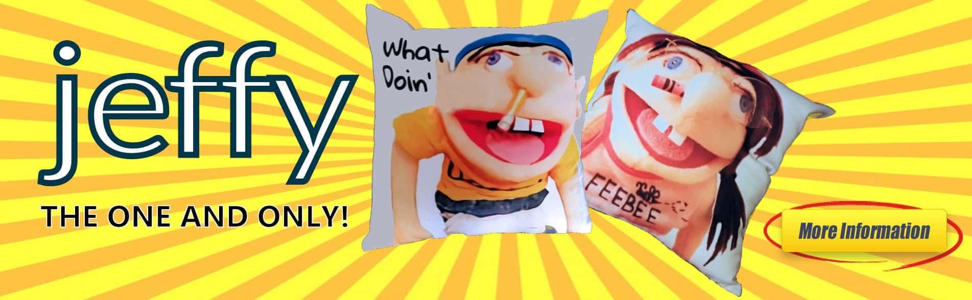 Jeffy Pillows